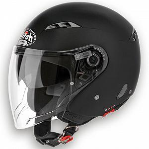 Helm Jet Airoh City One schwarz